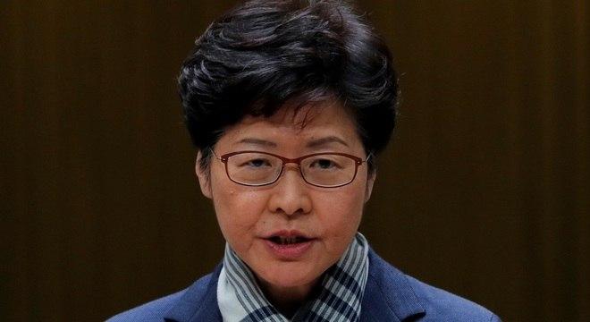 Lam disse que indicará uma comissão de juízes para todos os tribunais