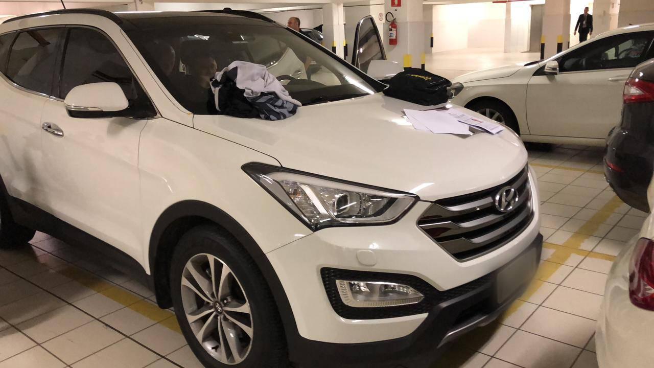 Resultado de imagem para Hyundai Santa Fe