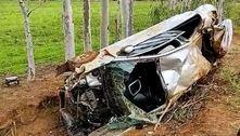 Jovem morre em acidente de carro após festa em Votuporanga (SP)