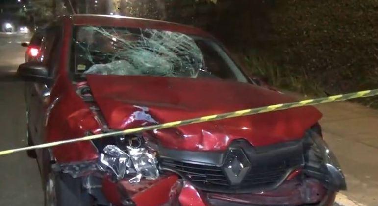 Cozinheiro carregava R$ 108 mil em dinheiro no carro e provocou acidente na zona sul de SP
