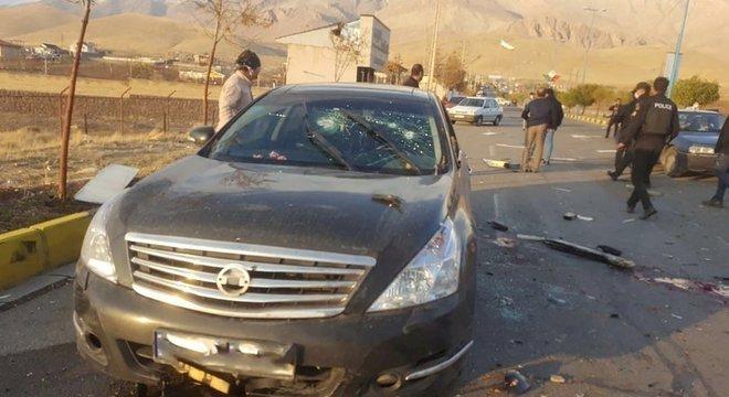 Mohsen Fakhrizadeh, o cientista nuclear mais importante do Irã foi assassinado em 27 de novembro