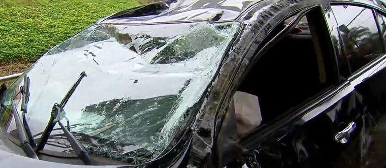 Carro danificado em acidente; DPVAT será extinto