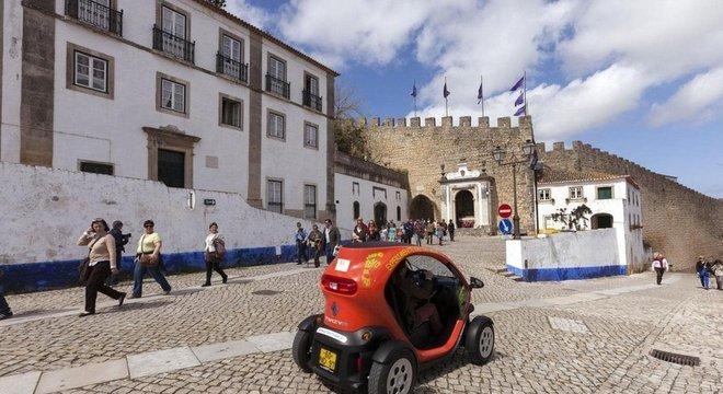 Portugal foi um dos primeiros países a investir em uma rede inteira de estações para carros elétricos