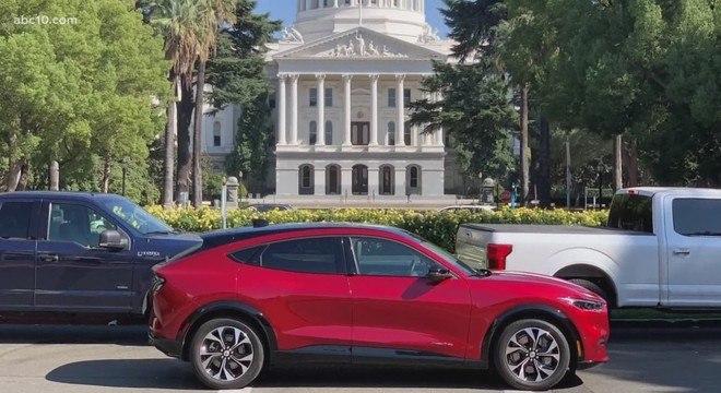 Crossover da Tesla é um dos modelos 100% elétricos oferecidos nos Estados Unidos