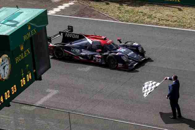 Carro foi conduzido por Filipe Albuquerque, Paul di Resta e Philip Hansen