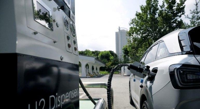 Japão tem meta de não emitir carbono no meio ambiente até 2050
