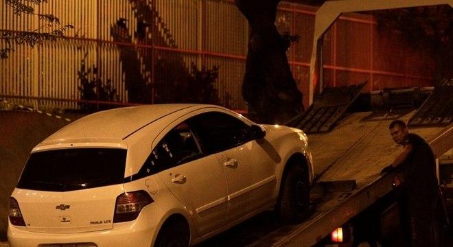 Assessora estava no carro com vereadora e o motorista Anderson Gomes