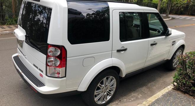 Os veículos possuíam, juntos, multas de mais de R$ 380 mil