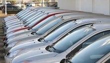 Vendas de veículos caem 25%, e previsão de alta é de 4,8% no ano