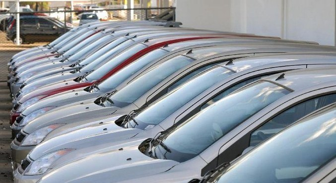 No total, 155,08 mil unidades foram vendidas, entre carros, utilitários, caminhões e ônibus