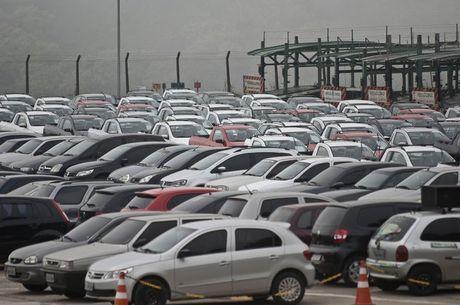 Exportações de carros cairam 13,8% de janeiro a setembro