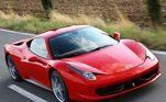 Zagueiro do PSG, Marquinhos é dono de um Ferrari 458 Italia