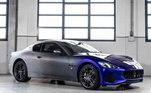 Atacante do Barcelona, Antoine Griezmann possui uma Maserati Granturismo