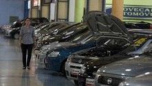 Venda de veículos automotores cai 8% em janeiro, aponta Fenabrave