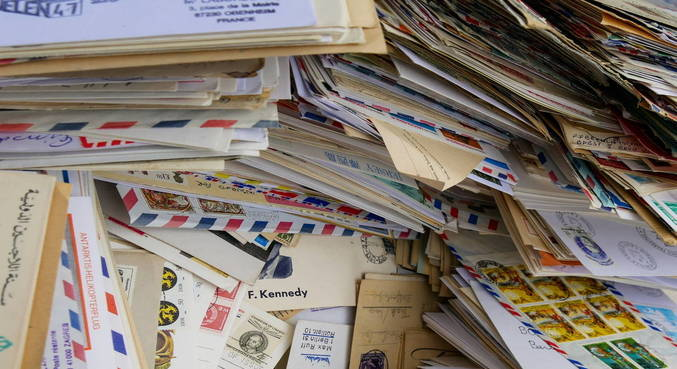 Homem enviou mais de 100 cartas com ameaças à figuras públicas