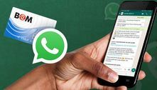 Idoso pode pedir o cartão BOM via WhatsApp com envio gratuito