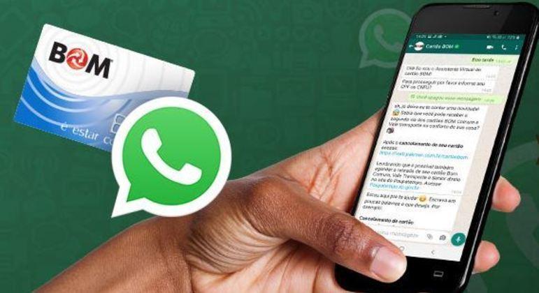Cartão BOM chega na casa do idoso sem custo e pode ser solicitado por WhatsApp