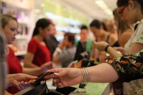 Vendas do varejo crescem 3,6% em janeiro