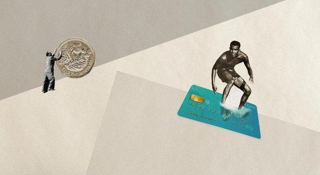 Cartão de crédito inovou ao separar o prazer da compra da dor de gastar