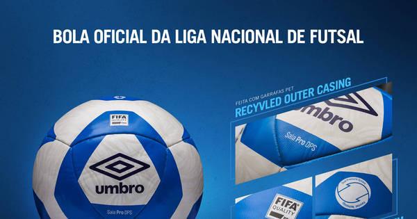 Umbro Brasil renova parceria com Liga Nacional de Futsal - R7 Meu Estilo -  R7 Cartão de Visita 8d02e003f07c5