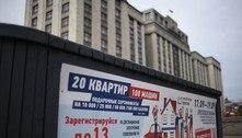 Rússia acusa empresas dos EUA de 'interferência eleitoral'