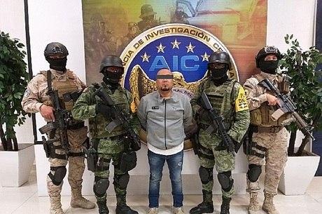 Líder de cartel é preso no México
