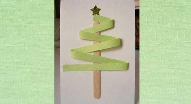 Cartões de Natal: ideias criativas para presentear gastando pouco