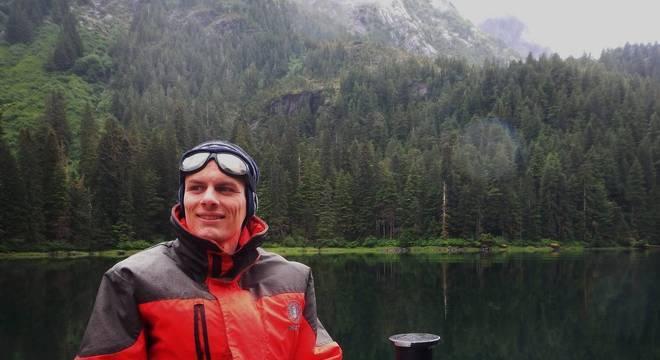 Szucs diz que intenção do trabalho é oferecer um olhar diferente sobre aspectos da natureza, como os rios