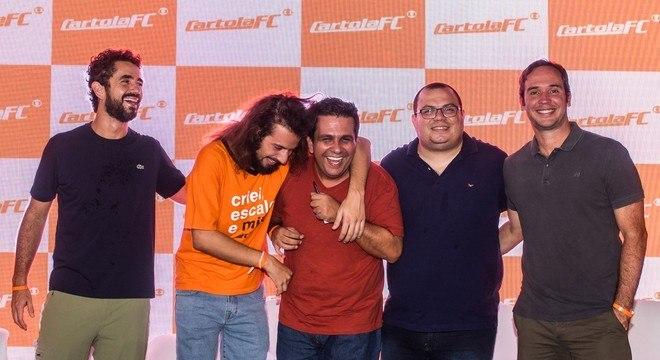 Constrangimento. Lançamento do Cartola FC sem jogadores do Palmeiras