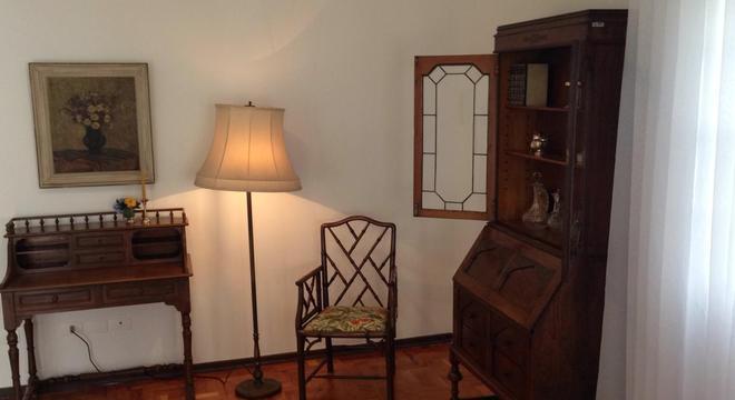 """A """"Casa da Memória ReHabitar"""" reproduz ambiente dos anos 1950"""