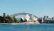 Austrália pode se manter fechada a viajantes até 2022, diz ministro