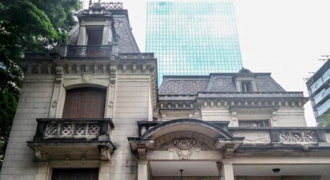 Casa das Rosas – Origem do prédio histórico da Av. Paulista