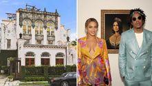 Mansão de Beyoncé e Jay-Z avaliada em R$ 15,8 milhões pega fogo