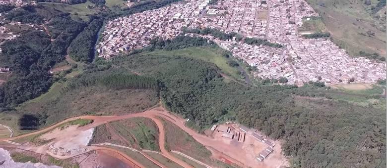 Barragem Casa de Pedra é a maior em área urbana do mundo