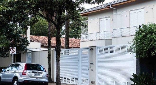 Imóvel de 350 m² pertence a Maristela, filha do ex- presidente