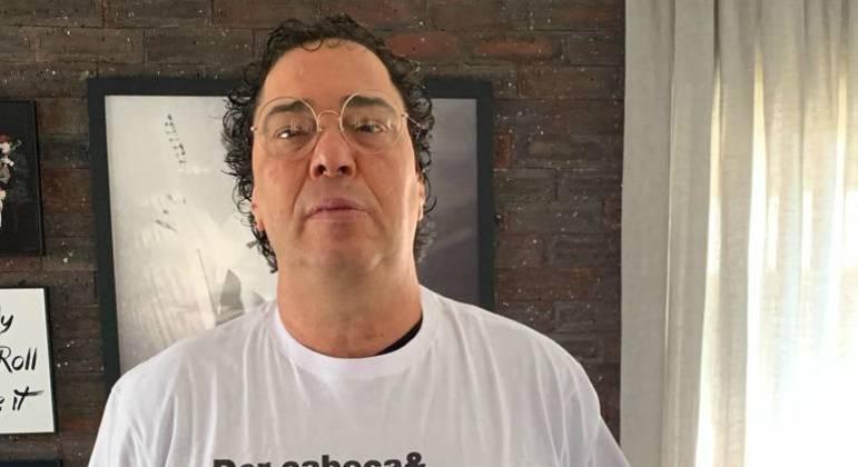 Casagrande promete doar todo o dinheiro do processo para instituições de caridade