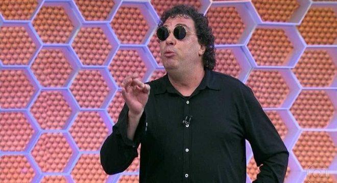 Casagrande falou pela Globo.Defendeu a não transmissão dos jogos do Flamengo