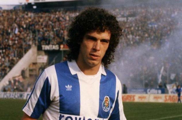 Casagrande, atacante; Paulo Ricardo, atacante; Juary, atacante; Elói, meia; Celso, zagueiro - Porto - 1987