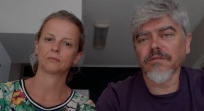 Simone e Eduardo revelam angústia por indefinição do retorno ao Brasil