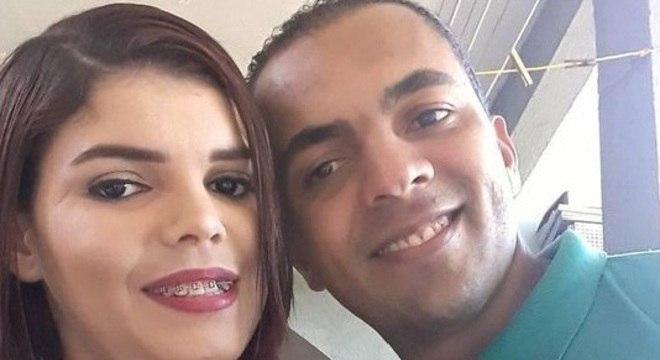 Iara Muniz Nascimento tinha 24 anos e Jefferson Mariano dos Anjos, 27