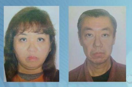 Isabel Nakamura, de 56 anos, e Édson Nakamura, de 55