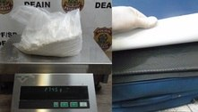 PF prende casal que embarcaria às Ilhas Maldivas com 6 kg de cocaína