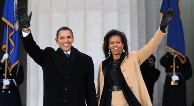 Barack Obama e Michelle são indicados ao Oscar pela primeira vez