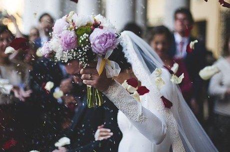 Foram registrados cerca 1,02 milhão de casamentos no Brasil em 2019