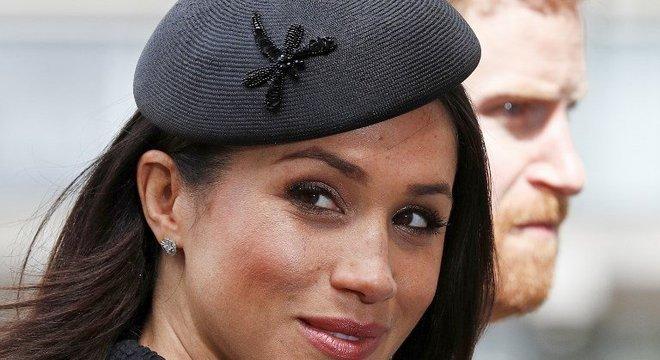 Casamento de Meghan Markle com príncipe Harry acontece no próximo sábado Crédito: Adrian Dennis / AFP / CP