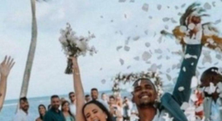 Casamento Douglas Costa