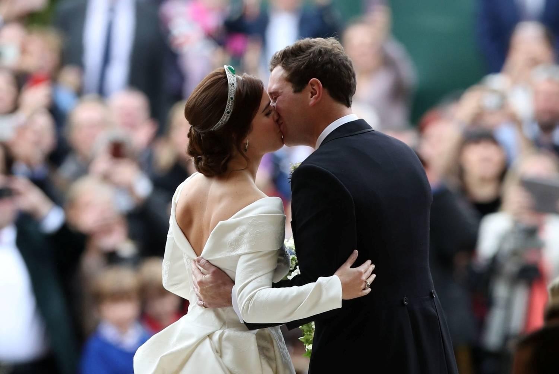 Princesa Eugenieprotagoniza segundo casamentoreal do ano