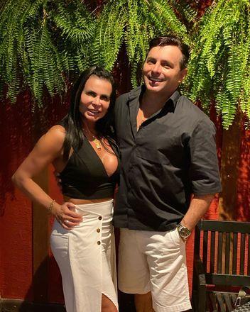 Gretchen e Esdras dirão o tão esperado 'sim' no Espaço Náutico Marine Club, no bairro Condor, em Belém, no Pará, a partir das 16h30