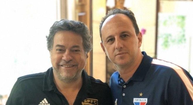 Ex-goleiro era cotado para virar técnico por candidato à presidência do São Paulo