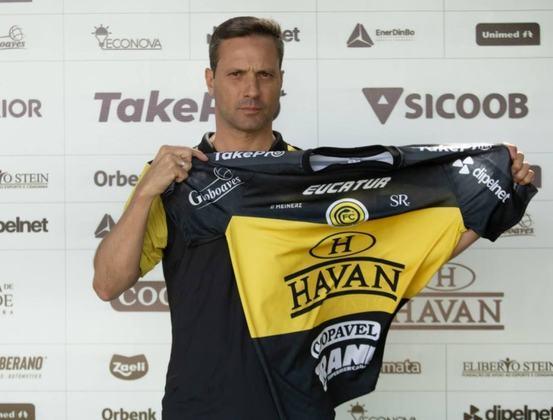 Cascavel: Havan é patrocinadora master do clube desde 2015 e estampa a parte frontal do uniforme